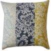 Jiti Hibiscus Zebra Pillow