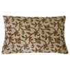 Jiti Asis Linen Hand Block Printed Pillow