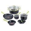T-fal Balanced Living Professional 10-Piece Cookware Set