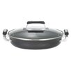 <strong>5-qt. Saute Pan with Lid</strong> by T-fal