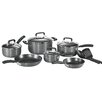 <strong>T-fal</strong> Signature Hard Anodized 12-Piece Cookware Set