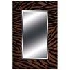 Propac Images Animal Print Mirror