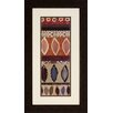 Propac Images Tribal Nature 2 Piece Framed Graphic Art Set