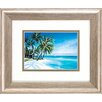 <strong>Propac Images</strong> Paradise Reflection 2 Piece Framed Painting Print Set