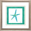 <strong>Starfish 2 Piece Framed Graphic Art Set</strong> by Propac Images