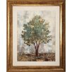 Propac Images Verdi Trees 2 Piece Framed Painting Print Set