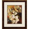 Propac Images Magnolias 2 Piece Framed Photographic Print Set