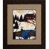 <strong>Cabin In Woods 2 Piece Framed Graphic Art Set</strong> by Propac Images