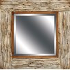 <strong>Propac Images</strong> Rustic Timber Mirror