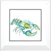 Propac Images Sea Life 2 Piece Framed Wall Art Set