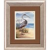 Propac Images Shore Bird 2 Piece Framed Wall Art Set
