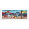 <strong>Beach Sailing 2 Piece Framed Wall Art Set</strong> by Propac Images