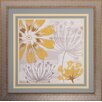 Propac Images Flowers in the Wind 2 Piece Framed Wall Art Set