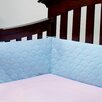 Lifenest Breathable and Padded Mesh Crib Bumper