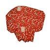 Textiles Plus Inc. Chili Cotton Napkin and Placemat (Set of 8)