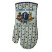 <strong>Textiles Plus Inc.</strong> Printed Country Comfort Oven Mitt (Set of 2)