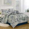 <strong>Summerline 6 Piece Comforter Set</strong> by Textiles Plus Inc.