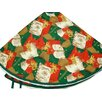 Textiles Plus Inc. Christmas Tree Skirt