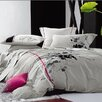 <strong>Pink Stripe 7 Piece Duvet Cover Set</strong> by Malibu