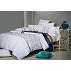 Malibu Unusual Scribbles 7 Piece Duvet Cover Set