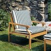 FabCushion for Nantucket Club Chair Seat & Back