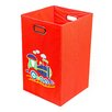 <strong>Train Folding Laundry Bin</strong> by Nuby