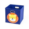 <strong>Nuby</strong> Lion Folding Toy Storage Bin