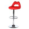 LumiSource Smooch Adjustable Height Swivel Bar Stool