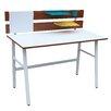 LumiSource Bench Writing Desk