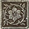 "<strong>Daltile</strong> Metal Signatures Jardin 3"" x 3"" Corner Tile in Aged Iron"
