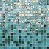 "Daltile City Lights 1/2"" x 1/2"" Mosaic Blend Field Tile in Honolulu"