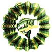 Designer Bass Fish Wind Spinner