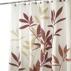InterDesign ColorLeaves Shower Curtain