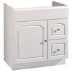 "<strong>Aspen 24"" Bathroom Vanity Base</strong> by Hardware House"