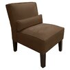 <strong>Fabric Slipper Chair</strong> by Skyline Furniture