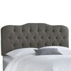 Skyline Furniture Twill Cotton Upholstered Headboard