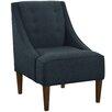 Skyline Furniture Chambers Swoop Arm Chair