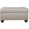 <strong>Clover Upholstered Storage Bedroom Bench</strong> by Skyline Furniture