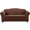 <strong>Sure-Fit</strong> Stretch Pique Sofa Slipcover