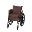 Sure-Fit Twill Supreme Standard Wheelchair Slipcover