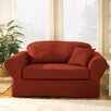 <strong>Twill Supreme Loveseat Slipcover</strong> by Sure-Fit
