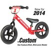 "Strider Sports Boy's 12"" Sport No-Pedal Honda Balance Bike"