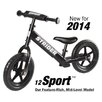 "Strider Sports Boy's 12"" Sport No-Pedal Balance Bike"