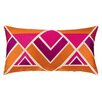 Trina Turk Los Altos Embroidered Pillow