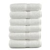 <strong>Linum Home Textiles</strong> Luxury Hotel and Spa Hand Towel (Set of 6)