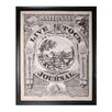 <strong>Sterling Industries</strong> National Livestock Journal Framed Painting Print Set