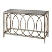 <strong>Sterling Industries</strong> Rings Console Table with Mirrored Top