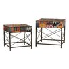 Sterling Industries 2 Piece Metal Table Set