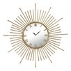 """Sterling Industries Lodge Mid Century Style Oversized 34"""" Wall Clock"""