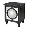 Sterling Industries Mirage Cabinet with Convex Mirror
